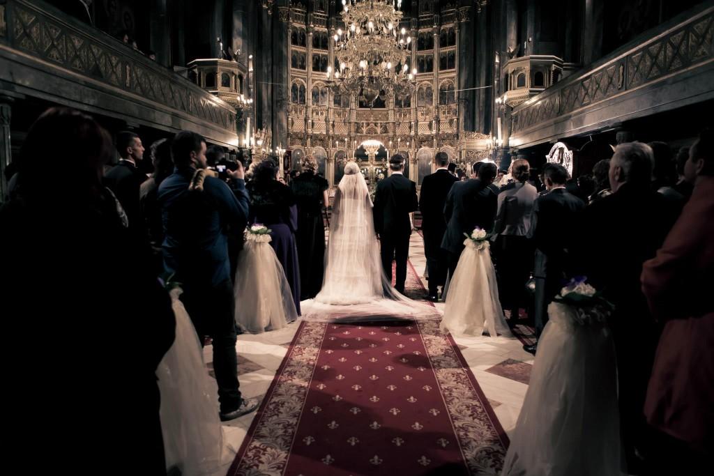 fotografii nunti biserica